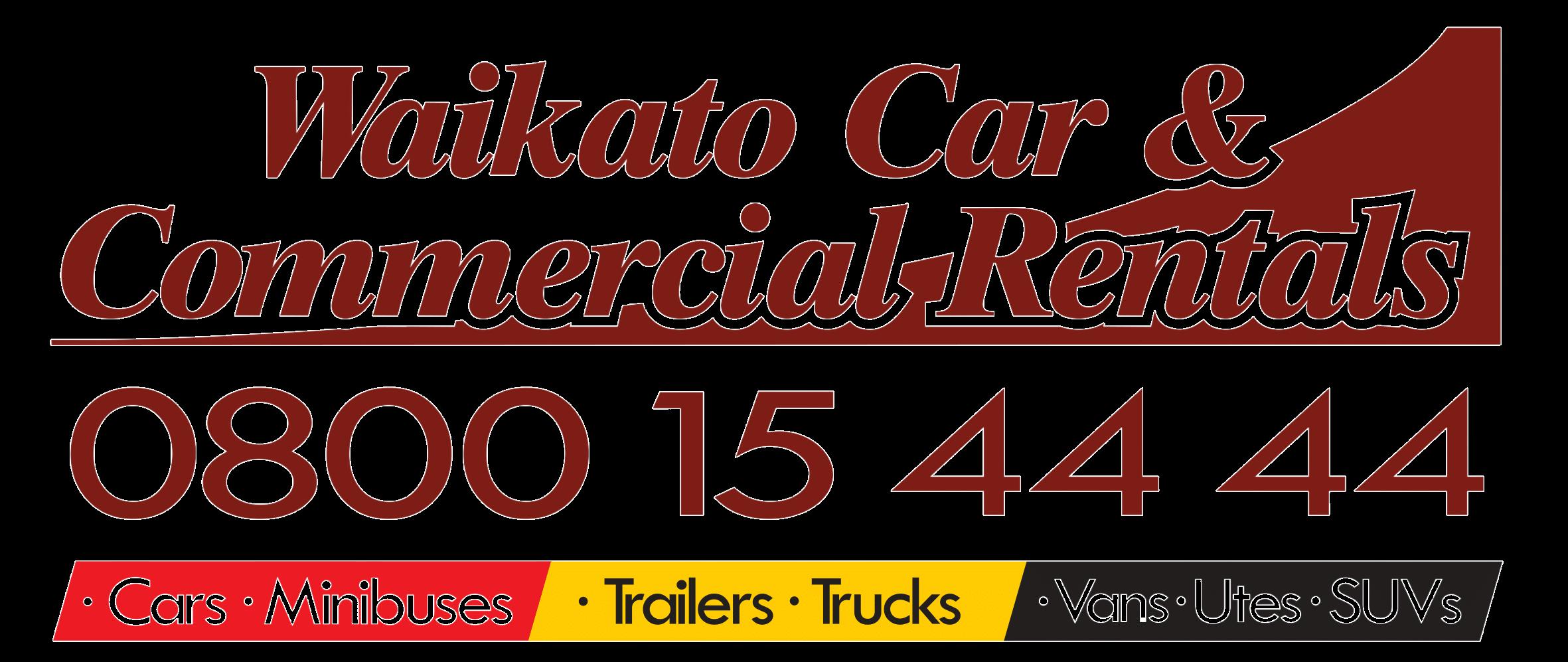 Waikato Car & Commercial Rentals